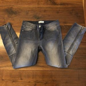 Free people velvety jeans